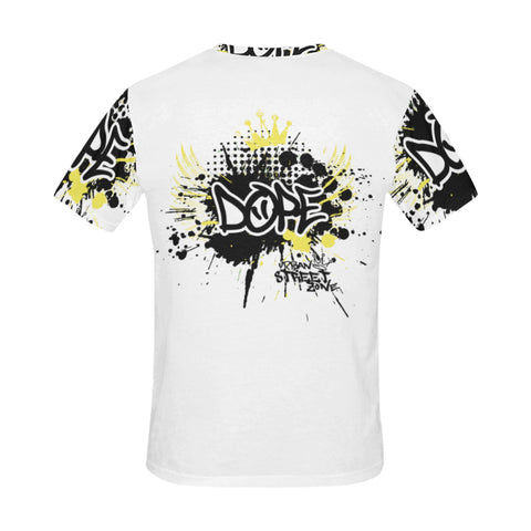 Men's All Over Print T-Shirt - DOPE Tee