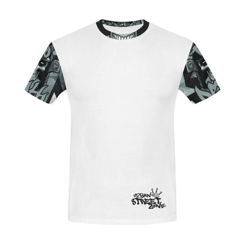 Men's All Over Print T-Shirt - Fresh To Death Tee