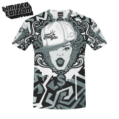 Men's All Over Print T-Shirt - Medusa Sister Tee
