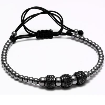 Men's Titanium Steel Braiding Bracelet