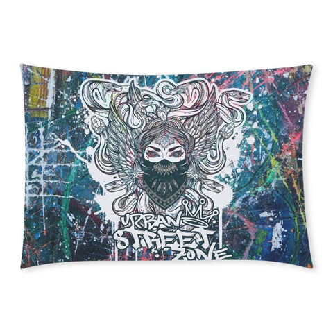"Pillow Case 20""x 30""(One Side) - Medusa Pillow Case"