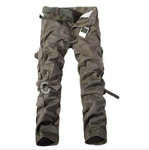 Army Style Cargo Tactical Pants