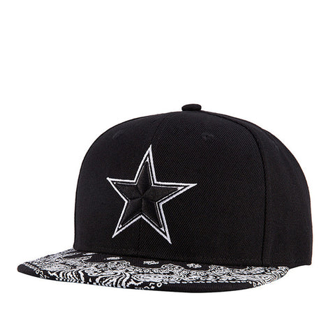 Black Star Street Cap