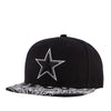 Image of Black Star Street Cap