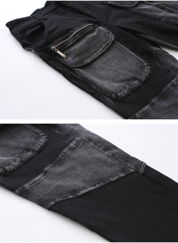 Popular Hipster Jeans Ladies Trousers - Urban Street Zone1