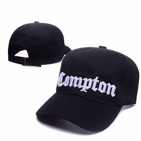 Gangsta Compton Baseball Caps