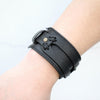 Image of Mens Vintage Fashion Leather Bracelet