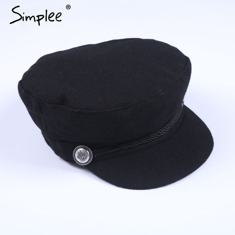 Ladies Fashion Streetwear Rope Cap