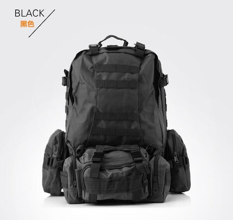 Camo Combo Tactical Backpack