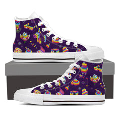 Shoes - Digital Goodies High Tops