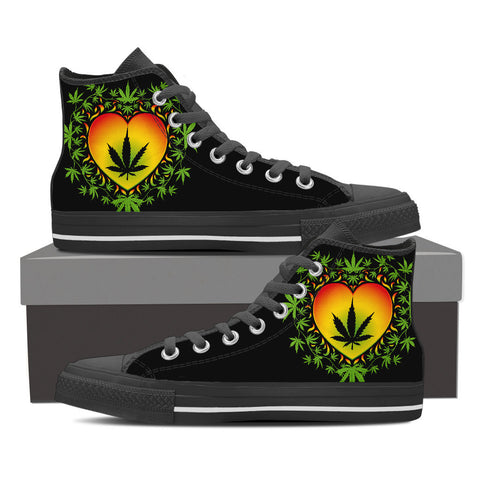 Shoes - Love Hemp High Tops