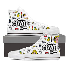 Shoes - OMG High Tops