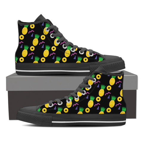 Shoes - Pineapple High Tops