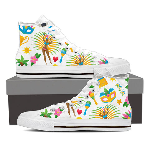 Shoes - Samba High Tops