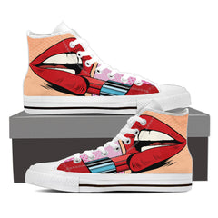 Shoes - Sweet Lip High Tops