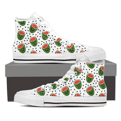 Shoes - Watermelon High Tops
