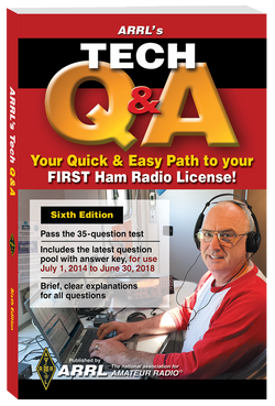 ARRL's Tech Q&A 6th Edition - ARRL - Northwest Radio Supply