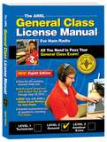 ARRL General Class License Manual 8th Edition - ARRL - Northwest Radio Supply