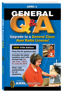 ARRL's General Q&A 5th Edition - ARRL - Northwest Radio Supply