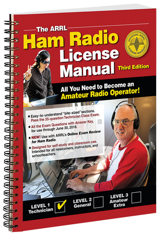 ARRL Ham Radio License Manual - ARRL - Northwest Radio Supply