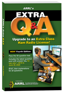 ARRL's Extra Q&A 4th Edition - ARRL - Northwest Radio Supply