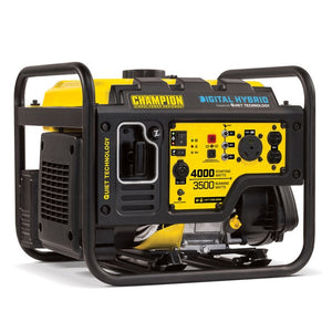 3500W/4000W Digital Hybrid Generator - Champion Power Equipment - Northwest Radio Supply