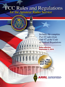 Part 97 FCC RULES & REGULATIONS - ARRL - Northwest Radio Supply