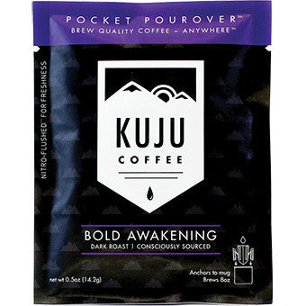 Kuju Coffee Pockets - Liberty Mountain - Northwest Radio Supply