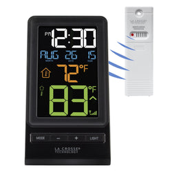 308-1415 Wireless Color Temperature Station - Lacrosse Technology - Northwest Radio Supply
