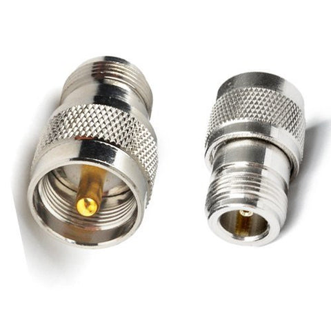 N Type Female to PL259 Adapter - Misc - Northwest Radio Supply