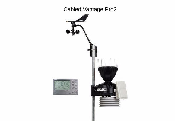 Davis Vantage Pro2 Weather Station - Davis Instruments - Northwest Radio Supply
