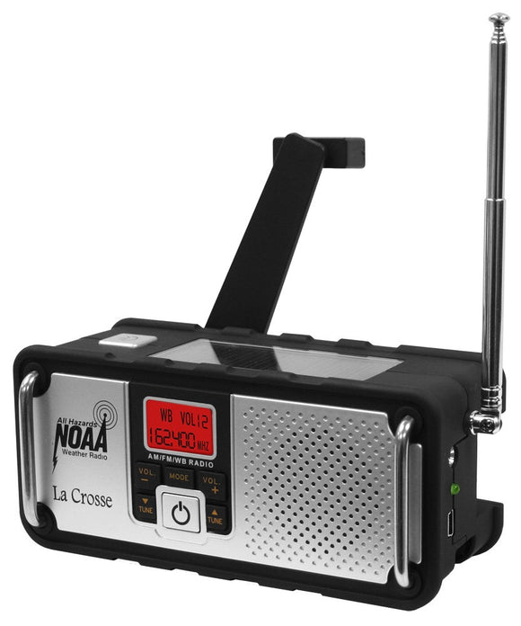NOAA Weather Radio - Lacrosse Technology - Northwest Radio Supply