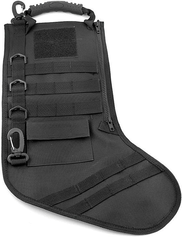 Christmas Tactical Stocking w/MOLLE - Ruck Up - Northwest Radio Supply
