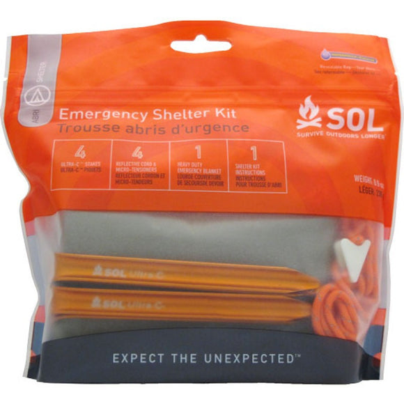 SOL Emergency Shelter Kit