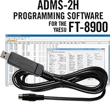 Programming Software and USB-29B cable for the Yaesu FT-8900