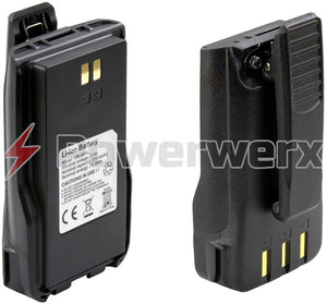 High Capacity Battery for Anytone AT-D868UV - Powerwerx - Northwest Radio Supply