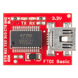 FTDI Basic Breakout - 3.3V - SparkFun - Northwest Radio Supply
