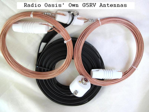 G5RV Standard 80-10 Meters - Radio Oasis - Northwest Radio Supply