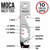 Keyport Pivot MOCA 10-IN-1 Multi-Tool Insert - Keyport, Inc - Northwest Radio Supply