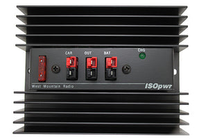 ISOpwr - Auxiliary Battery Isolator - West Mountain Radio - Northwest Radio Supply