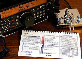 HF / VHF / UHF Bands Operating Guide by Nifty - Nifty Accessories - Northwest Radio Supply
