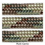 Type III 550 Survival Paracord - Multi Camo