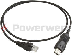 Powerwerx PRG-750 USB Programming Cable for DB-750X Dual Band Mobile