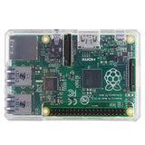 Pi Tin for the Raspberry Pi - Clear - SparkFun - Northwest Radio Supply