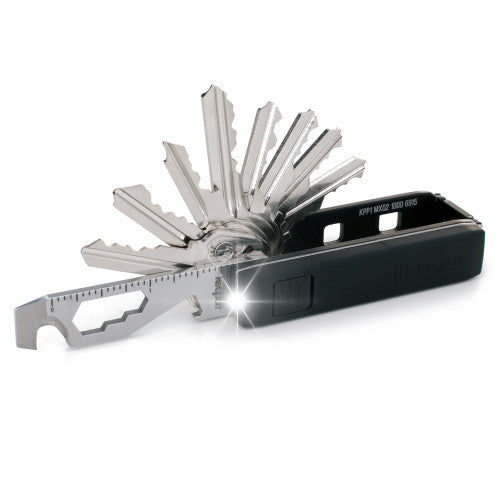 Keyport Pivot Essential Bundle (Key Organizer) - Keyport, Inc - Northwest Radio Supply