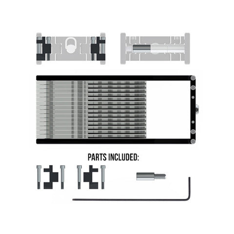 Keyport Pivot Expansion Kit - Black - Keyport, Inc - Northwest Radio Supply
