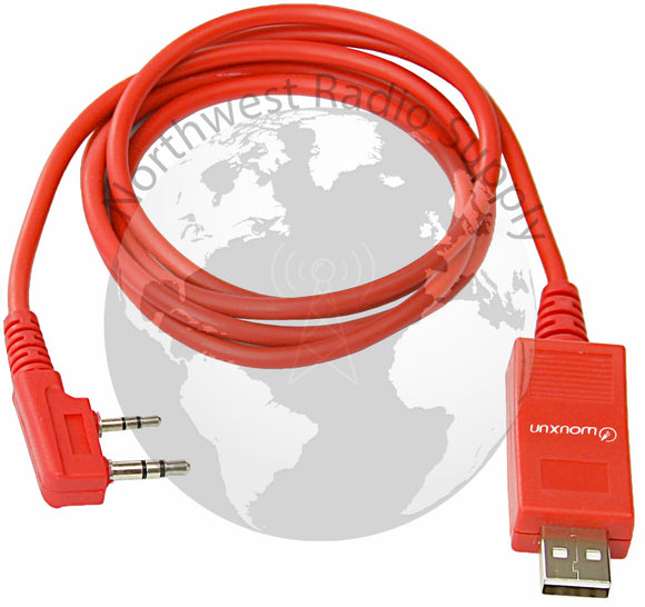 USB Programming Cable for Wouxun Radios