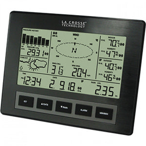 C84612 Professional Weather Station - Lacrosse Technology - Northwest Radio Supply