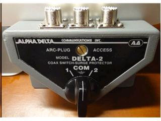 ALPHA-DELTA DELTA-2B - Alpha Delta - Northwest Radio Supply