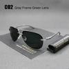 Image of Aluminum Magnesium Polarized Sunglasses